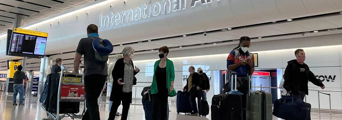 مقررات گمرکی مربوط به کالای همراه مسافران ورودی